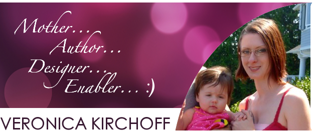 Veronica Kirchoff: Mother... Marketer... Designer... Enabler... :)