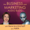 The Business and Marketing Audio Blog Podcast Logo/Cover Image
